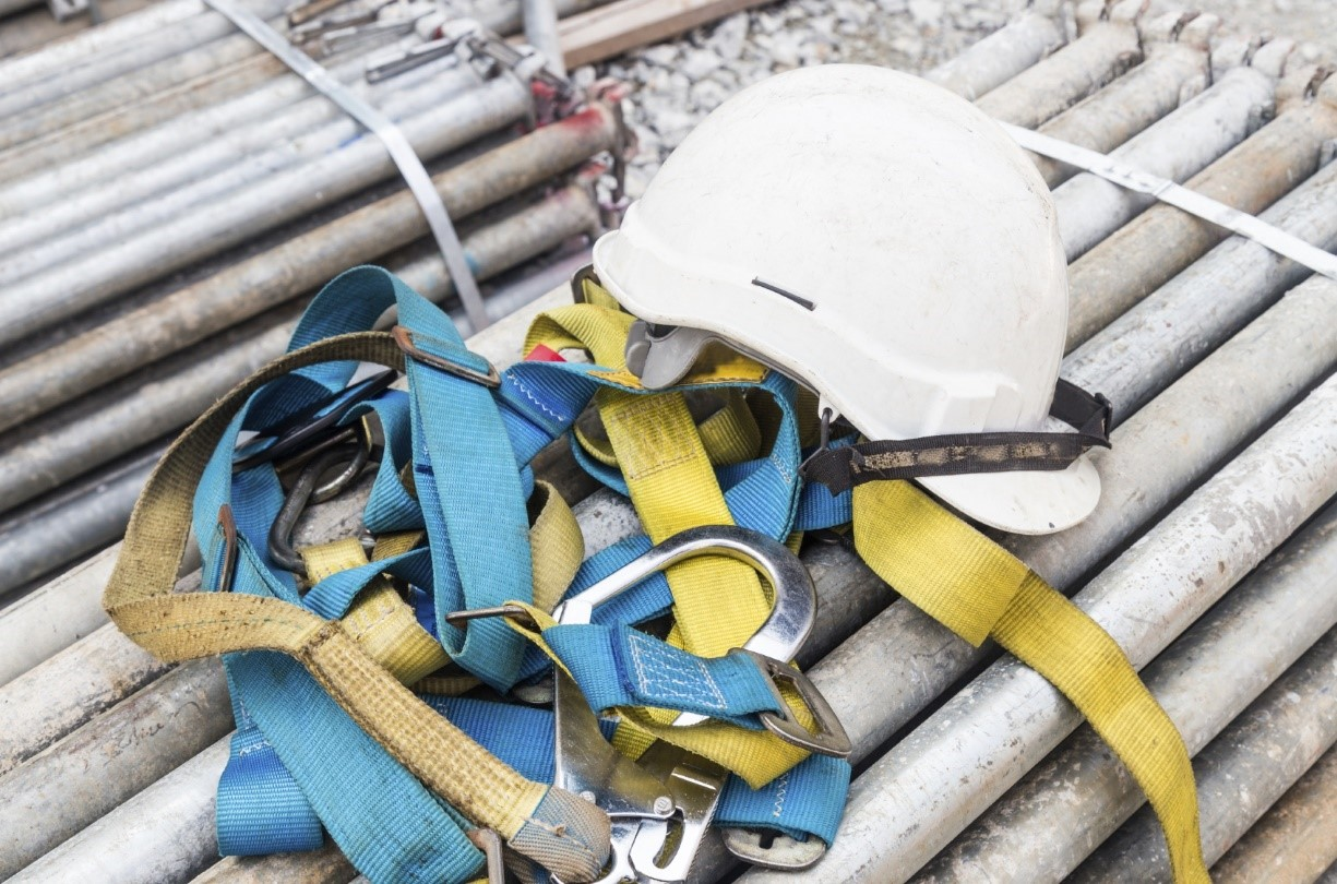A safety harness
